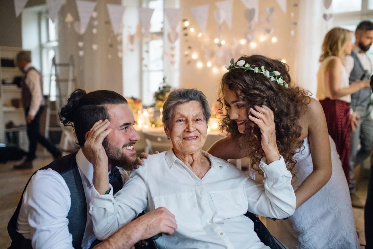 7 formas de Participação dos avós na cerimônia de casamento